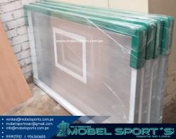 TABLERO DE BASQUETBOL-ACRILICO-MOBEL SPORT´S