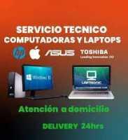 SERVICIO TECNICO COMPUTADORAS CABLEADO RED CAT 5 Y 6