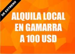 ALQUILER DE LOCAL COMERCIAL EN UNICO MALL DE GAMARRA
