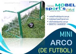 ARCO DE FUTBOL PARA NIÑOS-MOBEL SPORTS