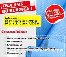 TELA NOTEX SMS