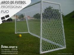 ARCO DE FUTBOL FIJO - PROFESIONAL - MOBEL SPORT`S