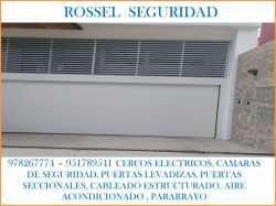 978267774, puertas seccionales, puertas levadizas, sistemas levadizos