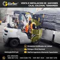 VENTA DE GAVIONES CAJA Y GAVION COLCHÓN A TODO EL TERRITORIO NACIONAL- 988313191