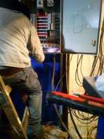 Técnico en edificaciones y operario Electricista