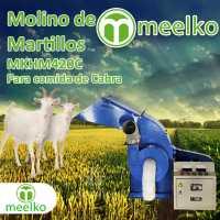 Peletizadoa Meelko pequeña motor a Gasolina 120mm