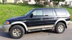 MITSUBISHI SUV MONTERO  DEL 2002