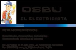 Electrcista a domicilio OSBU