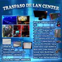 Traspaso de componentes para Lan Center, Cercado Arequipa